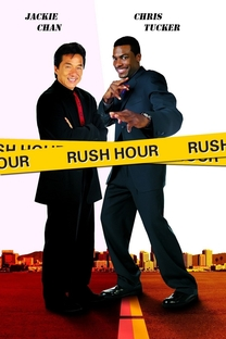 A Hora do Rush - Poster / Capa / Cartaz - Oficial 5