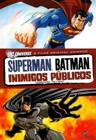 Superman/Batman: Inimigos Públicos - Poster / Capa / Cartaz - Oficial 1