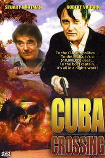 Travessia à Cuba - Poster / Capa / Cartaz - Oficial 2