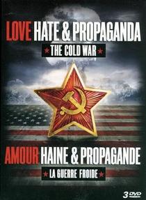 A Propaganda na Guerra Fria - Poster / Capa / Cartaz - Oficial 1
