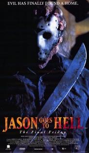 Jason Vai para o Inferno: A Última Sexta-Feira - Poster / Capa / Cartaz - Oficial 4