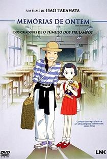 Memórias de Ontem - Poster / Capa / Cartaz - Oficial 4