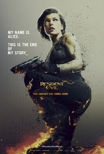 Resident Evil 6 - O Capítulo Final - Poster / Capa / Cartaz - Oficial 10