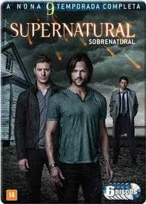 Sobrenatural (9ª Temporada) - Poster / Capa / Cartaz - Oficial 9
