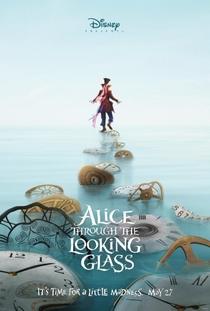 Alice Através do Espelho - Poster / Capa / Cartaz - Oficial 14