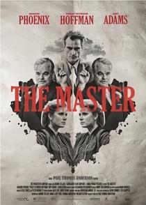 O Mestre - Poster / Capa / Cartaz - Oficial 5