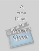 Alguns Dias no Campo (A Few Days in Weasel Creek)