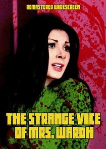 O Estranho Vício da Senhora Wardh - Poster / Capa / Cartaz - Oficial 3