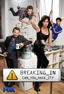 Breaking In (1ª Temporada) - Poster / Capa / Cartaz - Oficial 1