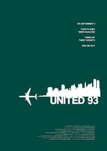 Vôo United 93 - Poster / Capa / Cartaz - Oficial 2