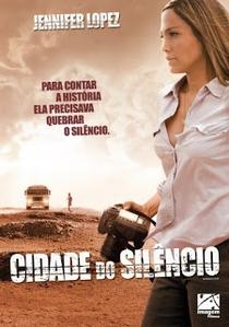 Cidade do Silêncio - Poster / Capa / Cartaz - Oficial 6