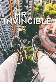 MR. INVINCIBLE - Poster / Capa / Cartaz - Oficial 1