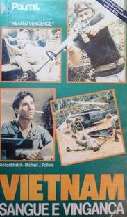 Vietnam - Sangue e Vingança - Poster / Capa / Cartaz - Oficial 1