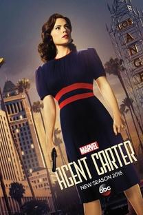 Agente Carter (2ª Temporada) - Poster / Capa / Cartaz - Oficial 1