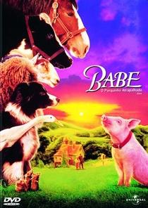 Babe - O Porquinho Atrapalhado - Poster / Capa / Cartaz - Oficial 1