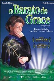 O Barato de Grace - Poster / Capa / Cartaz - Oficial 4