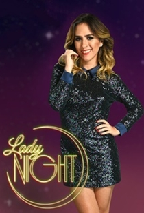 Lady Night (1ª Temporada) - Poster / Capa / Cartaz - Oficial 1