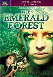 A Floresta das Esmeraldas - Poster / Capa / Cartaz - Oficial 2