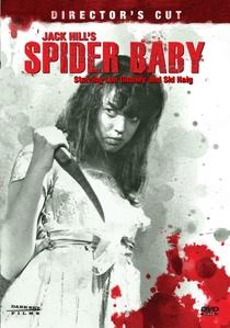 Spider Baby - Poster / Capa / Cartaz - Oficial 2