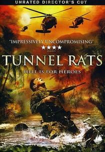 1968 Tunnel Rats - Poster / Capa / Cartaz - Oficial 4