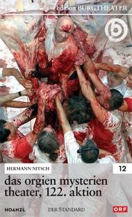 Hermann Nitsch - Das Orgien Mysterien theater, Ação 122 - Poster / Capa / Cartaz - Oficial 1
