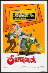 Superchick - Poster / Capa / Cartaz - Oficial 1