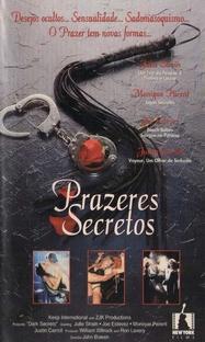 Prazeres Secretos - Poster / Capa / Cartaz - Oficial 1