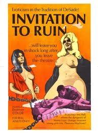Invitation to Ruin - Poster / Capa / Cartaz - Oficial 1