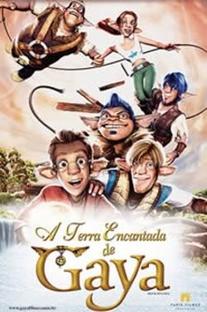 A Terra Encantada de Gaya - Poster / Capa / Cartaz - Oficial 1
