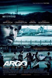 Argo - Poster / Capa / Cartaz - Oficial 2