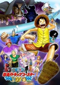 One Piece 11: A busca pelo Chapéu de Palha - Poster / Capa / Cartaz - Oficial 1