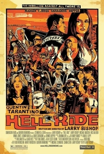 Hell Ride - Poster / Capa / Cartaz - Oficial 2