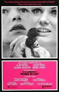 Mulheres Apaixonadas - Poster / Capa / Cartaz - Oficial 3