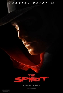The Spirit: O Filme - Poster / Capa / Cartaz - Oficial 7