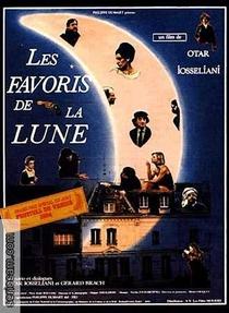 Os Favoritos da Lua - Poster / Capa / Cartaz - Oficial 1