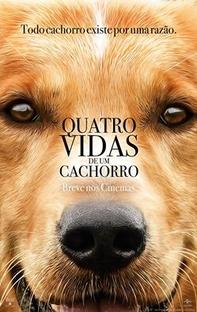 Quatro Vidas de Um Cachorro - Poster / Capa / Cartaz - Oficial 1
