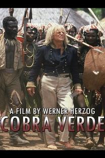 Cobra Verde - Poster / Capa / Cartaz - Oficial 6
