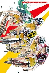 Yowamushi Pedal (1ª Temporada) - Poster / Capa / Cartaz - Oficial 14