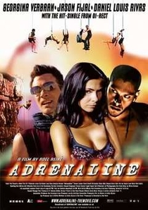 Adrenalina Extreme - Poster / Capa / Cartaz - Oficial 1