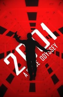2001: Uma Odisseia no Espaço - Poster / Capa / Cartaz - Oficial 20