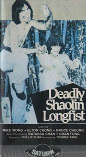 Os Punhos Mortais de Shaolin - Poster / Capa / Cartaz - Oficial 1