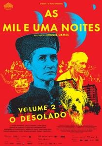 As Mil e Uma Noites: Volume 2, O Desolado - Poster / Capa / Cartaz - Oficial 1