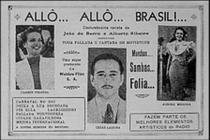 Alô, Alô, Brasil - Poster / Capa / Cartaz - Oficial 1
