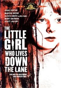 A Menina do Outro Lado da Rua - Poster / Capa / Cartaz - Oficial 4