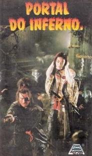 Portal do Inferno - Poster / Capa / Cartaz - Oficial 2