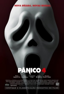 Pânico 4 - Poster / Capa / Cartaz - Oficial 6