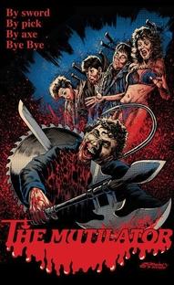O Mutilador - Poster / Capa / Cartaz - Oficial 6