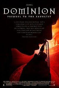 Domínio: Prequela de O Exorcista - Poster / Capa / Cartaz - Oficial 1