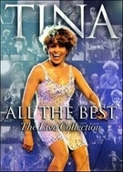 Tina Turner - All the Best: The Live Collection - Poster / Capa / Cartaz - Oficial 1