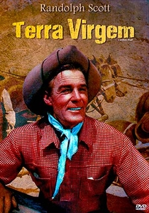 Terra Virgem - Poster / Capa / Cartaz - Oficial 1